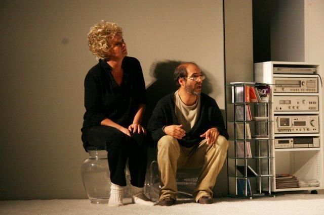 New York-i komédia (Central Park West) - Básti Juli, Rudolf Péter