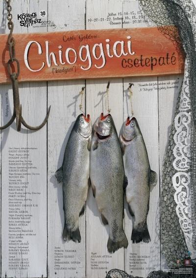 Chioggiai csetepaté (plakát)