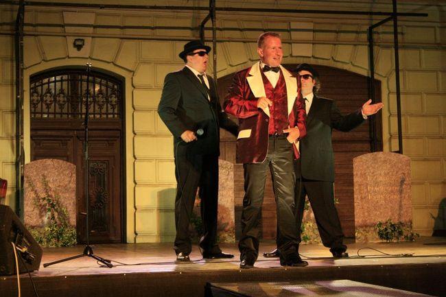 The Hungarian Blues Brothers - Hajdu István, Hertelendy Attila, Kálloy Molnár Péter