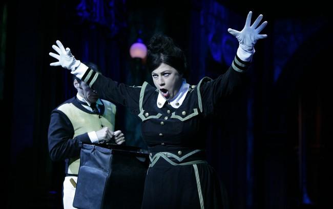 Mary Poppins - Sáfár Mónika