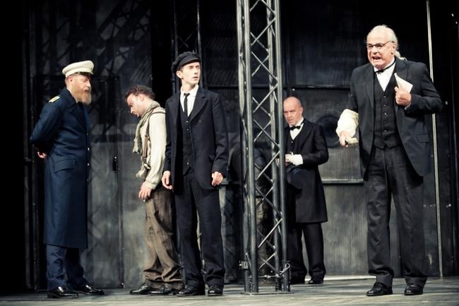Amerika - Fábián Gábor, Szabó Zoltán, Claudius Körber, Stefan Suske, Gerhard Balluch