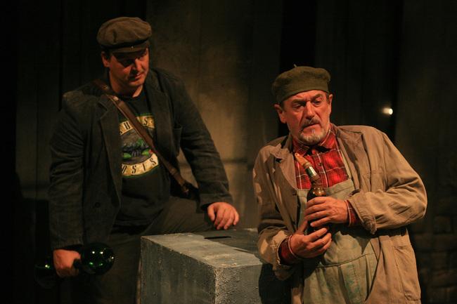 A Gézagyerek - Fandl Ferenc, Szatmári György