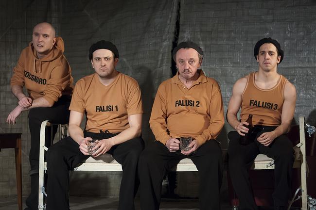 Rükverc - Dankó István, Mészáros Béla, Szacsvay László, Kovács Lehel