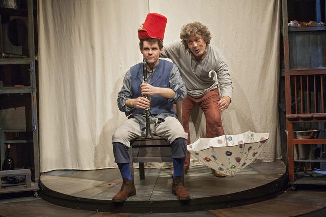 Pinocchio, azaz volt egyszer egy fadarab - Rozmán Lajos, Mult István