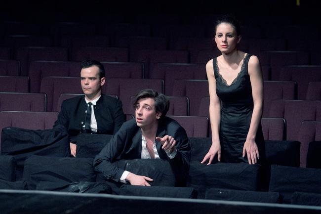 Hamlet - Csapó Attila, Tóth András, Szabó Erika