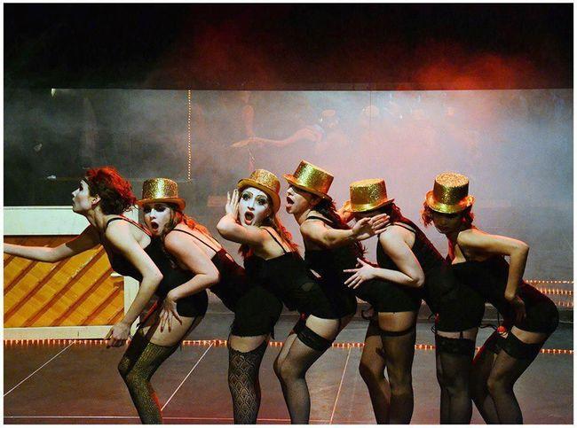 Cabaret (avagy az elveszettek)