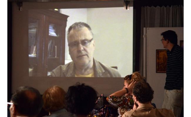 Máté Gábor videón szólt hozzá