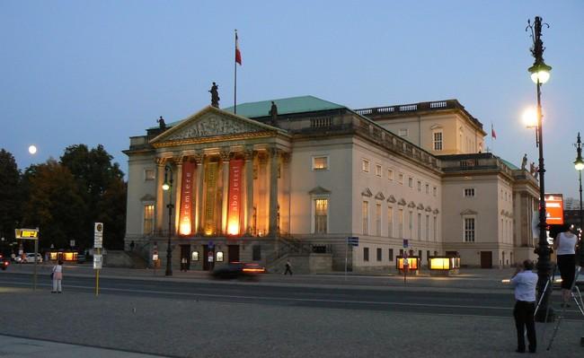 Staatsoper, Berlin