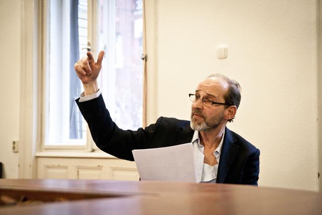 Don Juan - olvasópróba - Zsótér Sándor
