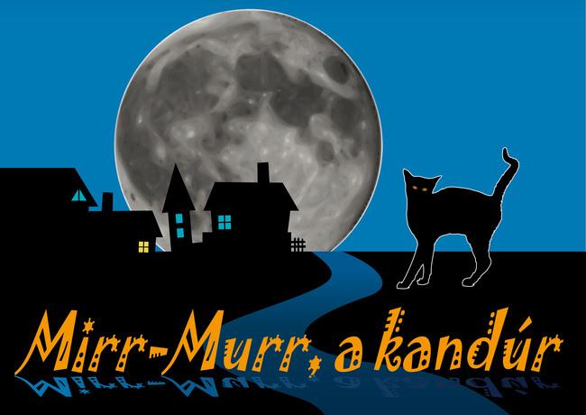 Mirr-Murr, a kandúr