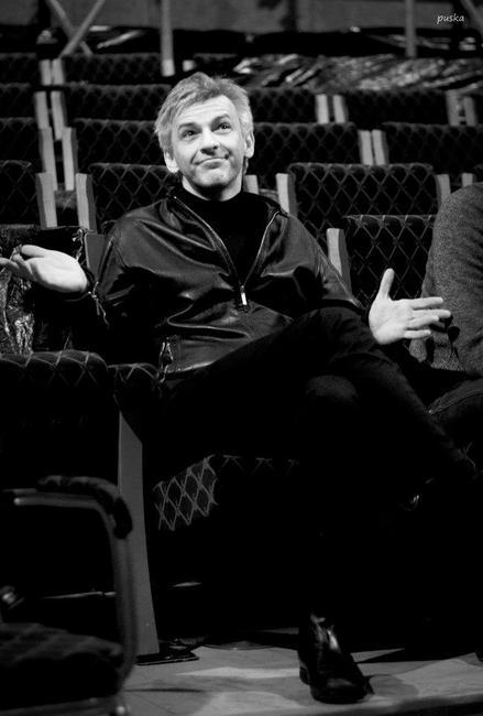 Hamlet - Kritikus Óra - Alföldi Róbert
