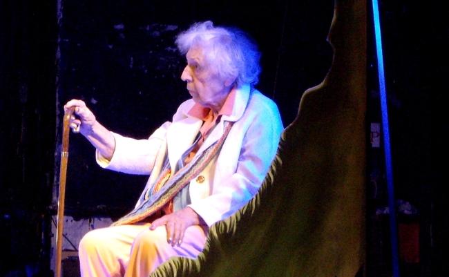 Hamlet - Bakó Márta a Színész szerepében