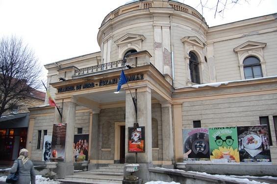 Szatmárnémeti Észak Színház