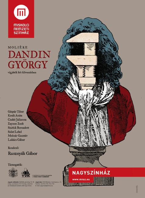 Dandin György (plakát)