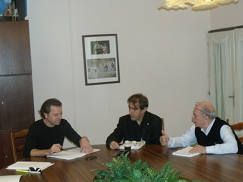 Adáshiba olvasópróba - Oberfrank Pál, Eperjes Károly, Tordy Géza