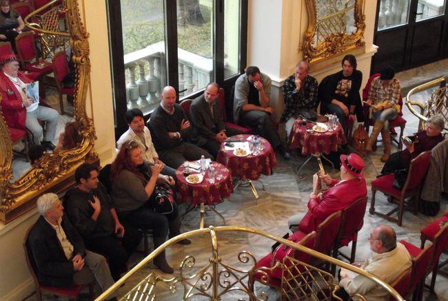 Sajtótájékoztató a Szegedi Nemzeti Színházban
