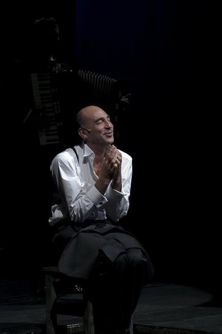 Kulka János a Színikritikusok Díja 2012 - díjátadó gáláján
