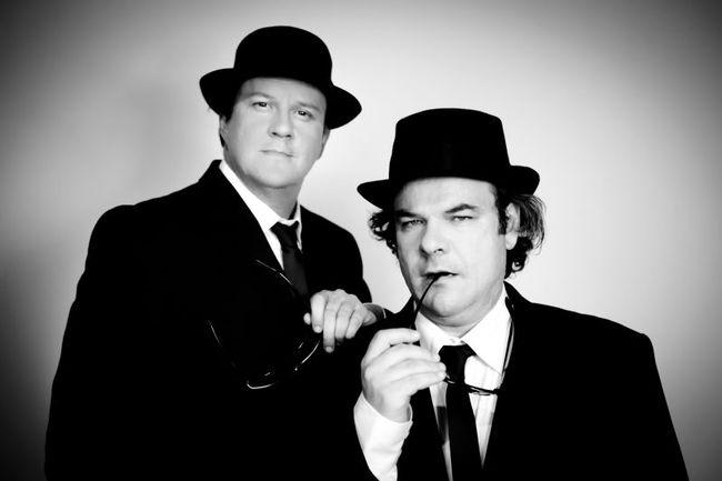 The Hungarian Blues Brothers - Hajdú Steve, Kálloy Molnár Péter