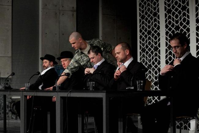 Caligula helytartója - Fabó Tibor, Papp Zoltán, Tóth Károly, Olasz István, Bernáth Tamás, Majorfalvi Bálint
