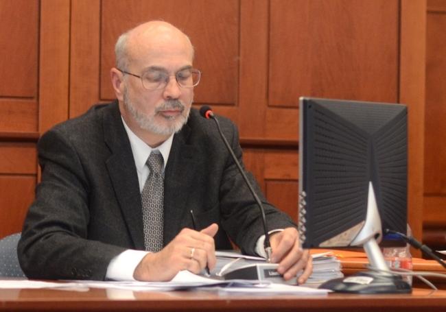 László Tamás, a XV. kerület polgármestere