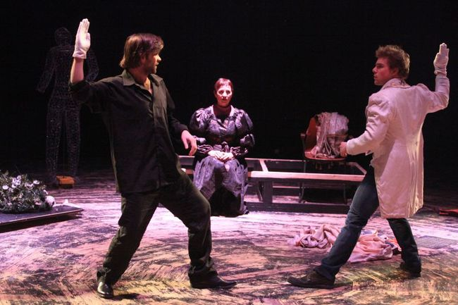 Hamlet - Rusznák András, Varjú Olga, Simon Zoltán