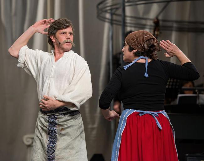 Parasztopera - Balázs Attila, Tokai Andrea
