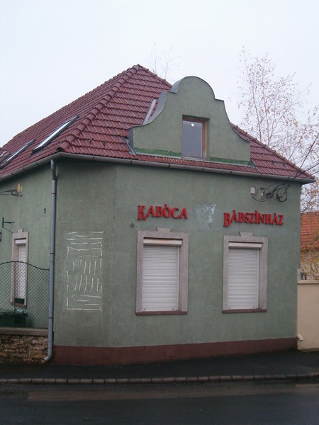 Kabóca Bábszínház és Gyermek Közművelődési Intézmény, Veszprém