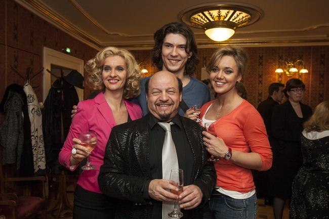 Kerényi Miklós Gábor, Janza Kata, Kirill Gorgyejev, Natalija Dijevszkaja