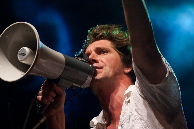 Ördögkatlan 2011 - Kiss Tibor