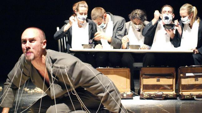 A szabadkai Kosztolányi Dezső Színház is fellép a THEALTER-en