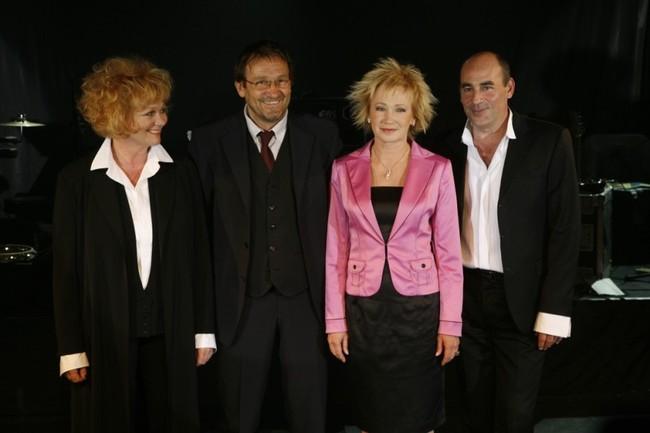 Básti Juli, Cserhalmi György, Udvaros Dorottya, Kulka János