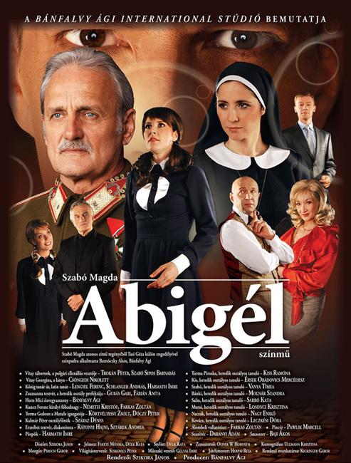 Abigél (plakát)