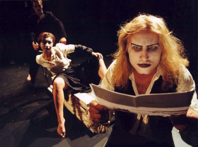 Teatr Formy (Lengyelország): The Hunger