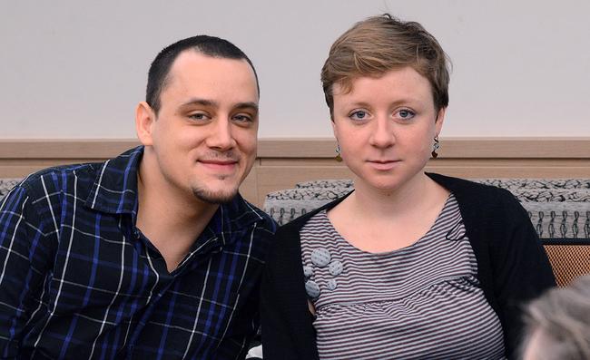 Bercsényi Péter, Spiegl Anna