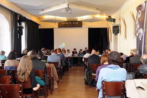 Színház a gödörben II. - konferencia
