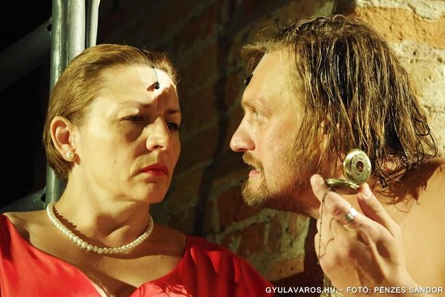 Hamlet - D. Albu Annamária, Mátray László