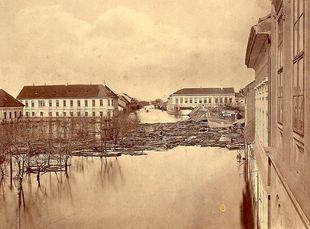 Árvíz Szegeden, 1879