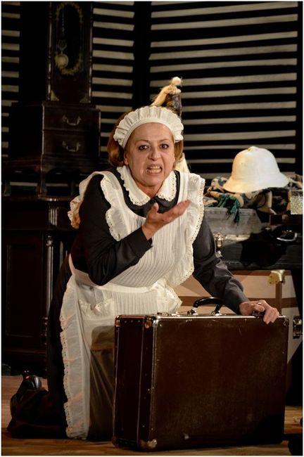 Zerline, a szobalány története - Fekete Gizi
