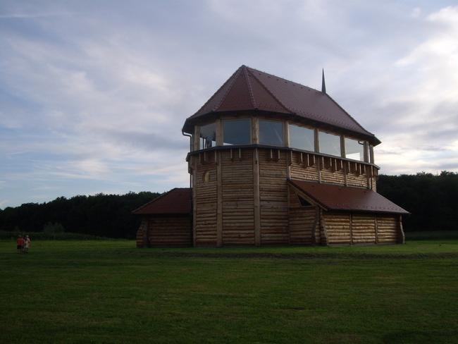Templom Magyarföldön