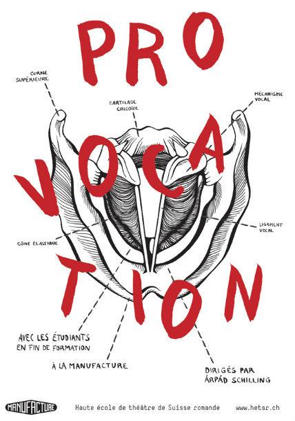 pro|vocation (plakát)