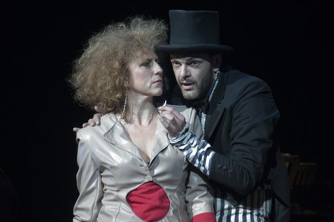 Nemzeti Színház 2008-2013 - Szalontay Tünde, Gergye Krisztián