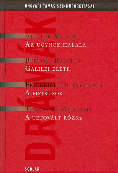 Ungvári Tamás színműfordítás-kötete