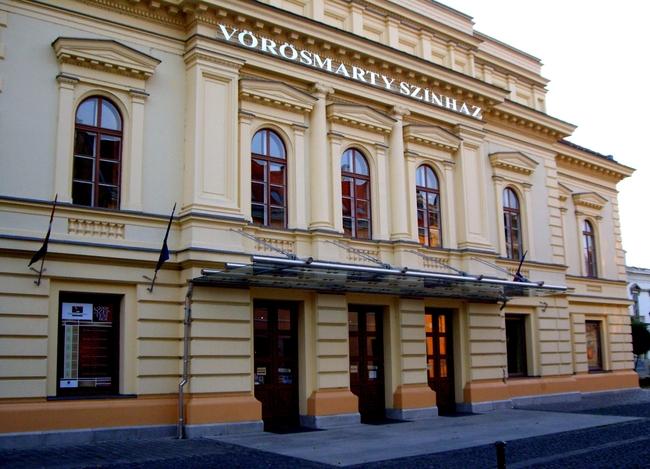 Vörösmarty Színház, Székesfehérvár