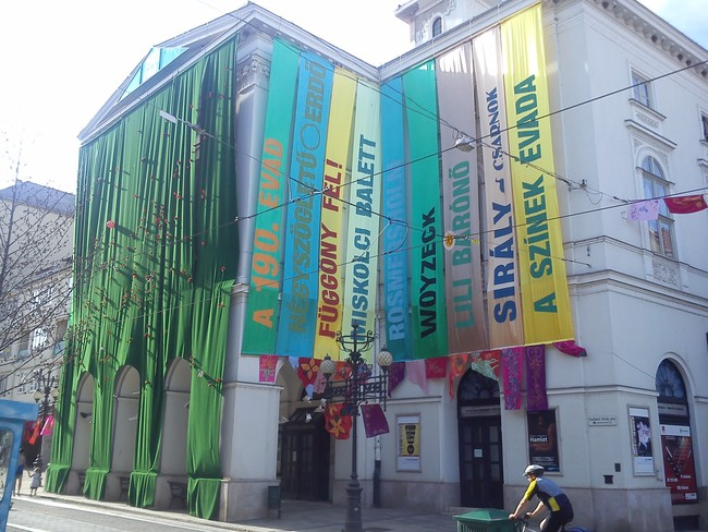 Miskolci Nemztei Színház