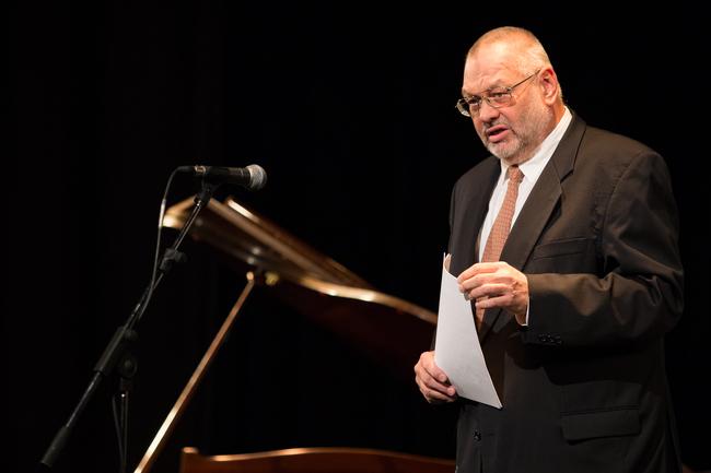 Frigyesi András, a Budaörsi Latinovits Színház igazgatója