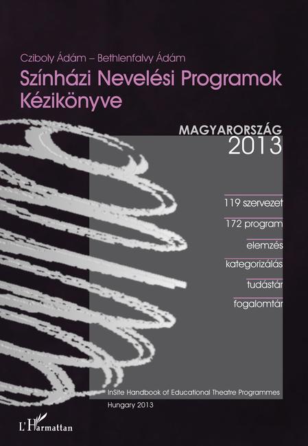 Színházi nevelési programok kézikönyve