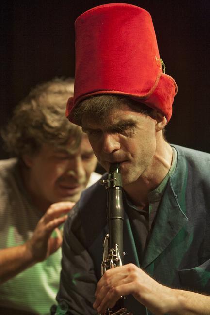 Pinocchio, azaz volt egyszer egy fadarab - Mult István, Rozmán Lajos