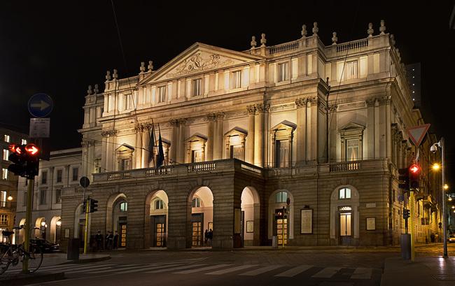 Scala, Milánó