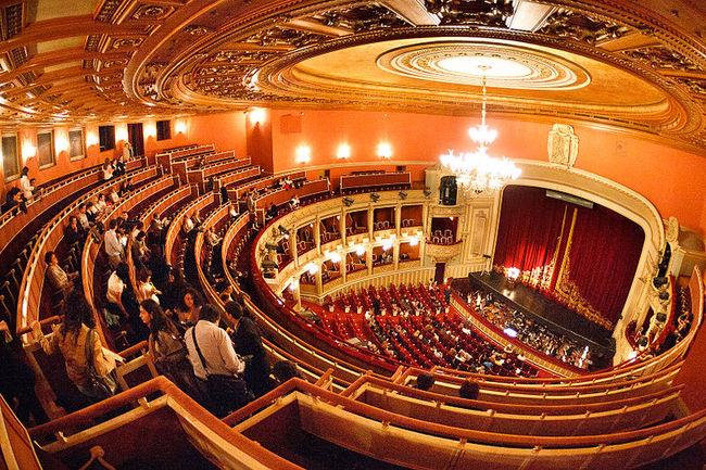 Romanian National Opera (Román Nemzeti Opera)