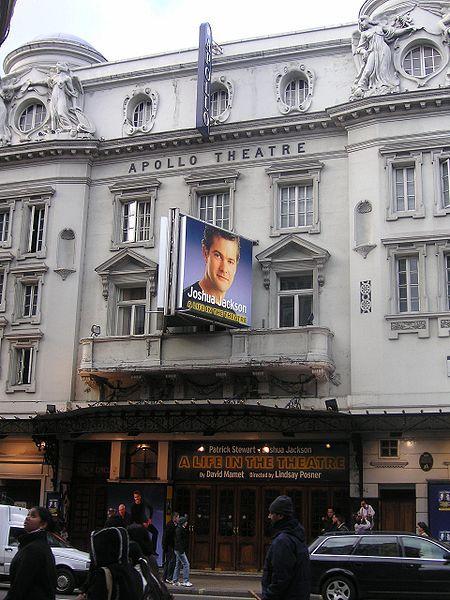 Apollo Theatre, London